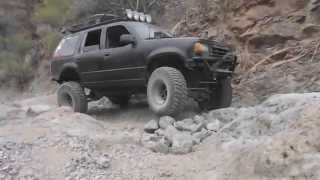 91 Ford Explorer Off road