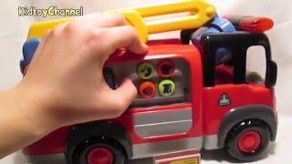 ПОЖАРНАЯ МАШИНА(Видео про машинки - ПОЖАРНАЯ МАШИНА игрушка для детей Купить игрушки: https://vk.com/album-47667519_169899992 Интернет-магази..., 2016-01-11T17:50:06.000Z)