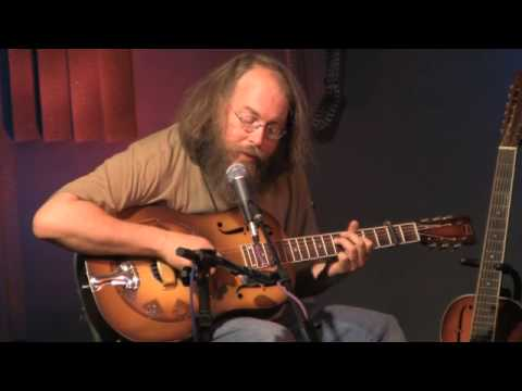 """Charlie Parr: """"99 Year Blues""""- Live at Terrapin Station"""