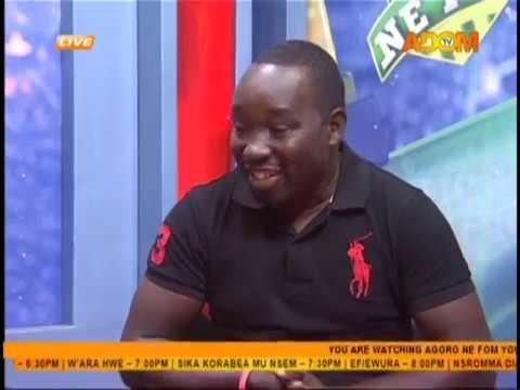 Ghana Premier League - Agoro Ne Fom on Adom TV (15-9-18)