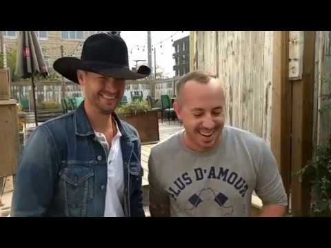 Apples and Oranges with country singer Paul Brandt