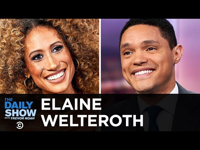 """Elaine Welteroth - """"More Than Enough"""" and Transforming Teen Vogue for the Trump Era 