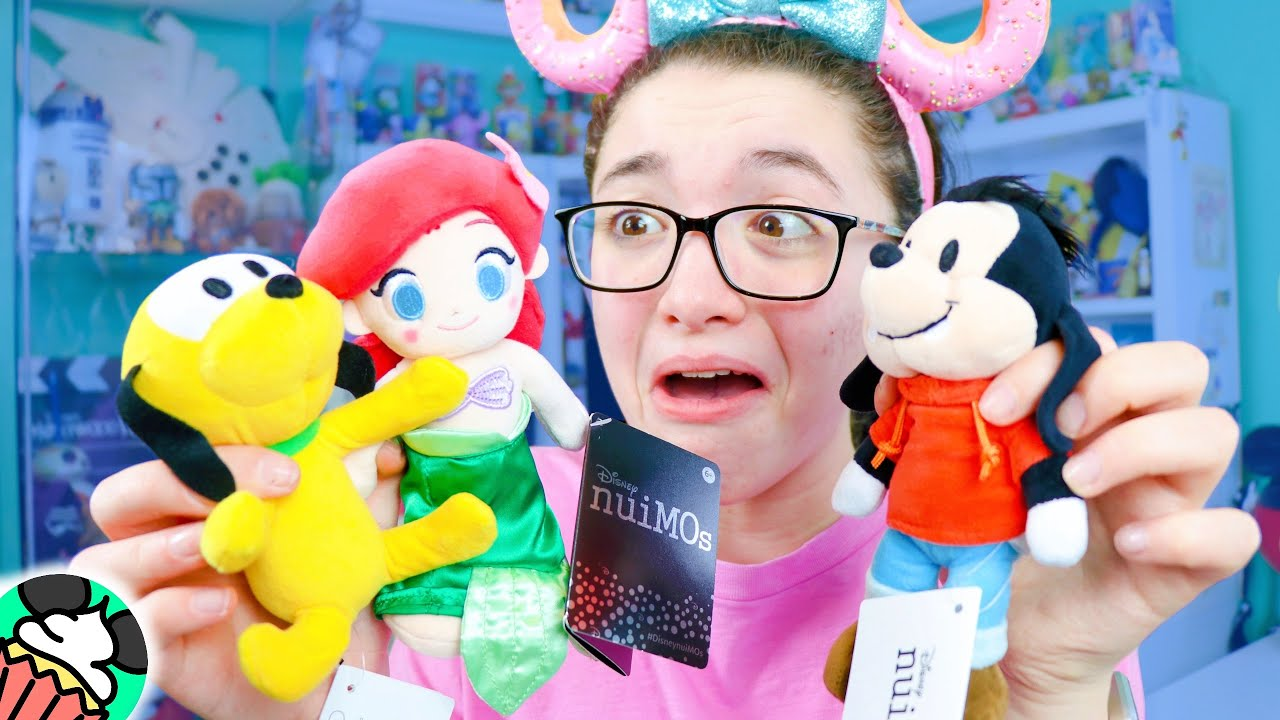 Tokyo Disney Mail Unboxing! Exclusive NuiMOs Plush- Pluto, Max, & Ariel! Accessories & MORE!