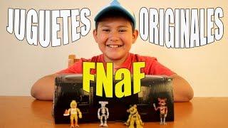 Juguetes de fnaf originales - Kevin Ubierna Oficial
