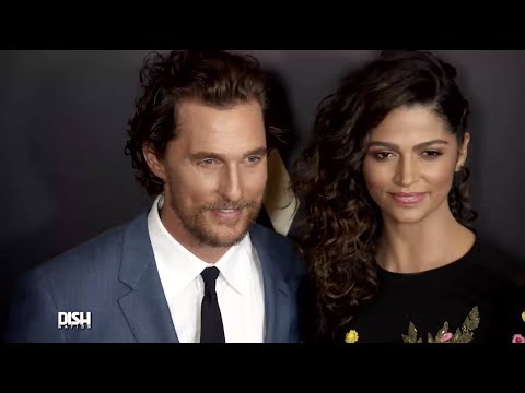WHY MATTHEW MCCONAUGHEY AND CAMILA ALVES' MARRIAGE WORKS
