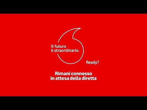 Vodafone lancia, prima in Italia, il 5G su rete commerciale.