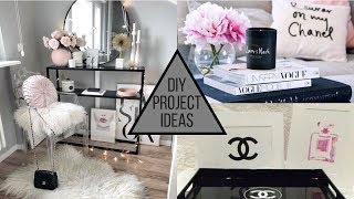 2019 DIY Beauty & Makeup Room Hacks and Decorating Ideas
