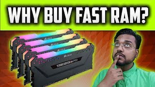 Do you really need FAST RAM? Answer is no(mostly).