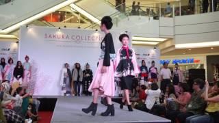 Sakura Collection 2016 with SMK NU BANAT