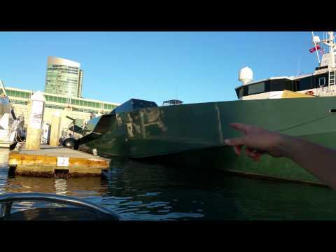 Turbine Powered Stealth Mega Yacht Galeocerdo