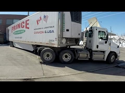 Miastunio Czwartunio - Truck Vlog 23.03.2017