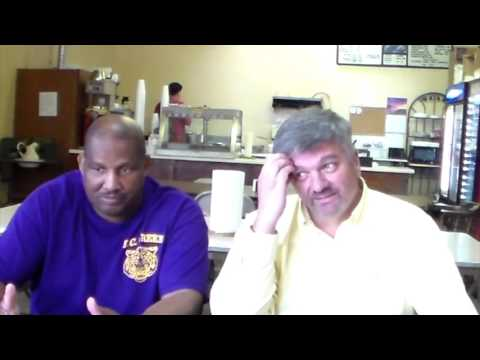 Gumbo Live with The General Manager of The Eufaula Tribune -