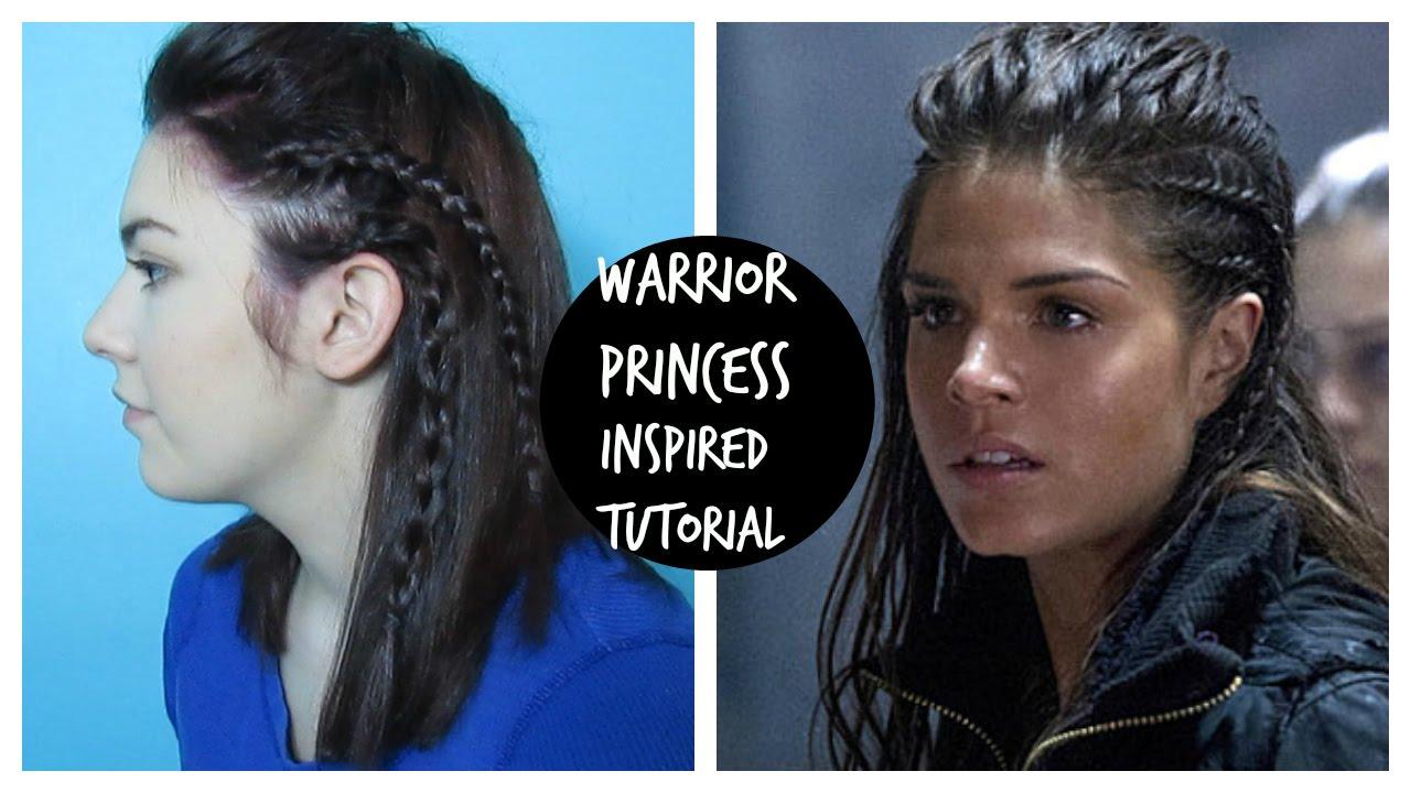warrior princess braid 'octavia'