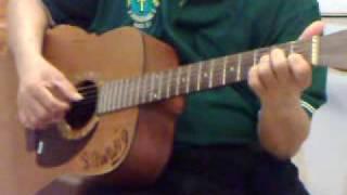 Keroncong Untuk Ana ( M. Nasir ) - Guitar Solo...