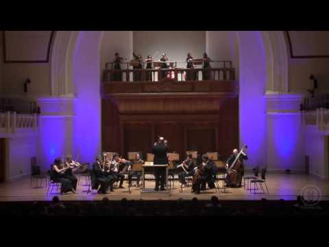 Vaughan Williams- Fantasia on a Theme of Thomas Tallis, Kenneth Woods, Orchestra of the Swan