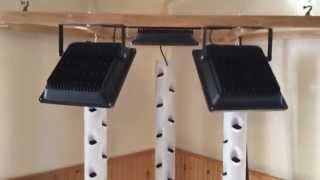 Small-Scale Aquaponics System (2nd Version)