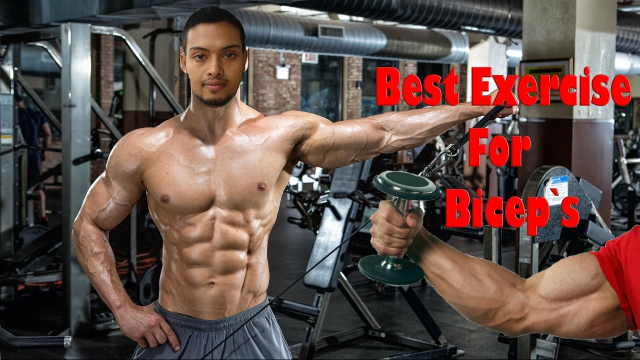 Best Exercise For Biceps Top 2 Bicep Exercises Mass