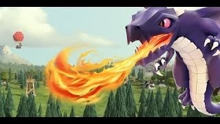Clash of clans | Full Dragon Nv 2