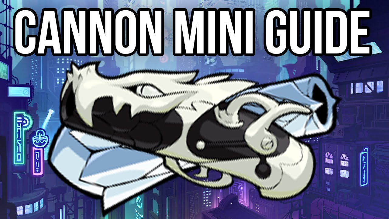 Cannon Mini Guide