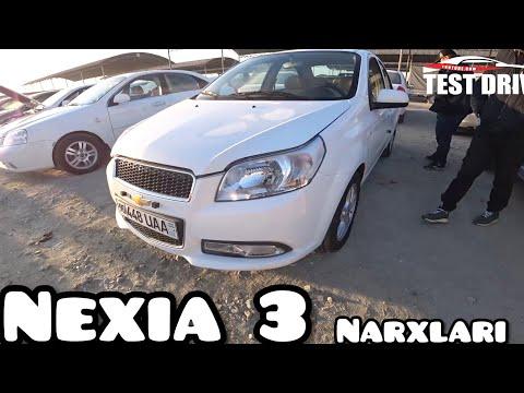 #nexia3 17 НОЯБРЬ ХОРАЗМ МАШИНА БОЗОРИ НАРХЛАРИ ЗУРЛАРИДАН НЕКСИЯ 3 #testdriveuz#xorazm