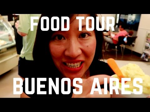 BUENOS AIRES FOOD TOUR | Argentina