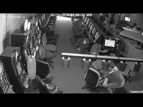 Game Room Robbery Houston Tx