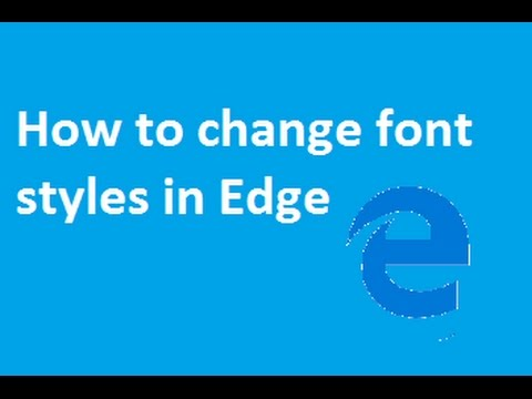 How To Change Font Styles In Edge Browser  Youtube. Berkeley Cloud Computing Flight Only Insurance. Mercer Bucks Cardiology Chevrolet 1500 Pickup. What Are The 3 Credit Scores. Public Relations Course Description. Dodge Dealership Philadelphia. Oregon State University College. Email Server Information Condo Mortgage Loans. Moving Companies In Chesapeake Va