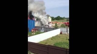 Как быстро горит грузовик часть 2