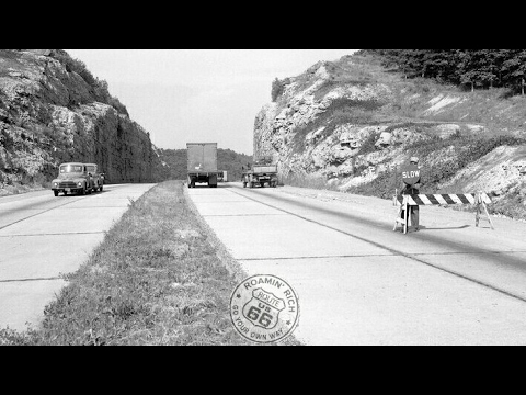 Climb The Hooker Cut Route 66 Youtube