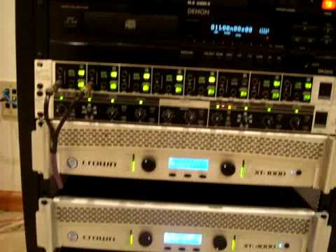 CRAZY Home System! 7 Foot Towers, 7800 Watts Pro Audio! SMD!