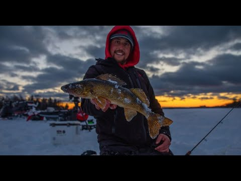 Duluth, MN Local Inland Walleye Bite + Ice Update!