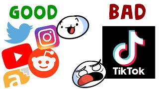 TikTok Is The Worst App Follow Me @theoddtiktoksout