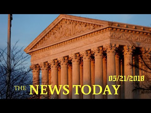 Companies Win Big At U.S. Top Court On Worker Class-action Curbs   News Today   05/21/2018   Do...