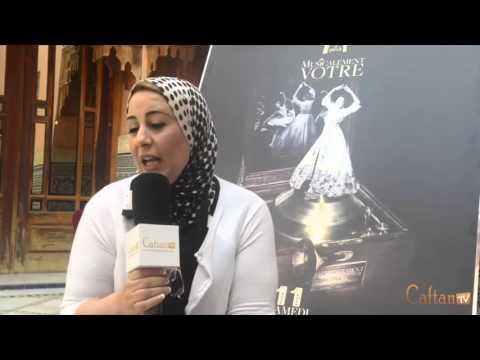 caftan2015 interview avec khadija el houjouji styliste