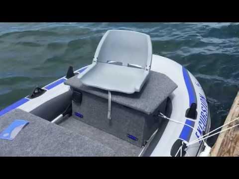Intex Excursion 5 - Ocean Test