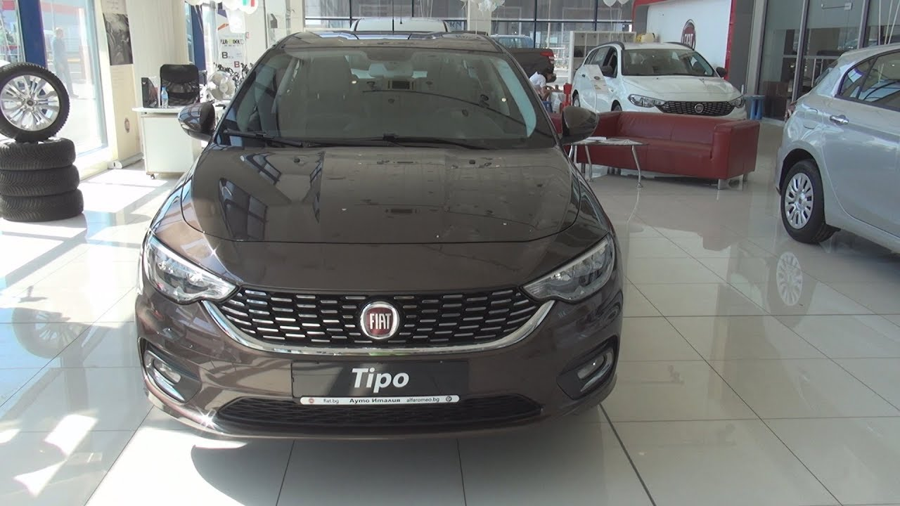 Fiat Tipo 2019 Exterior And Interior Youtube
