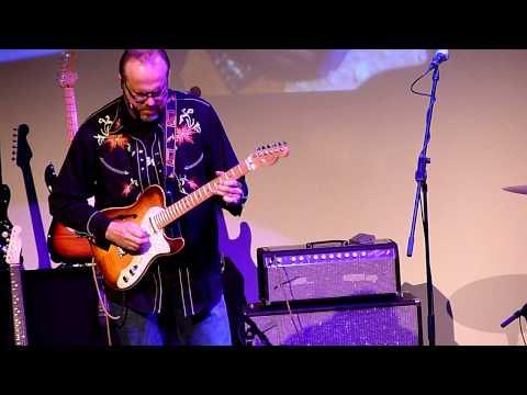 Fender Roadshow 2013 - Greg Koch - Cause We've Ended As Lovers