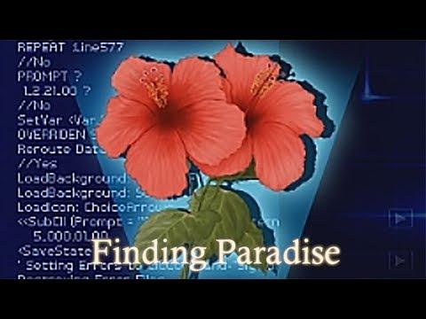 видео: ПОДОЗРИТЕЛЬНАЯ ДЕВЧОНКА  Finding Paradise #4