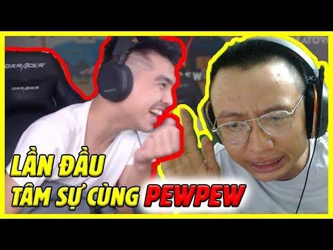 """Hưng Hại Não lần đầu tâm sự với pewpew karaoke show """" Tôi nhẹ người các ông ạ """""""
