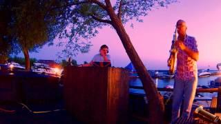 Download Sax & Dj - Improvisation at sunset