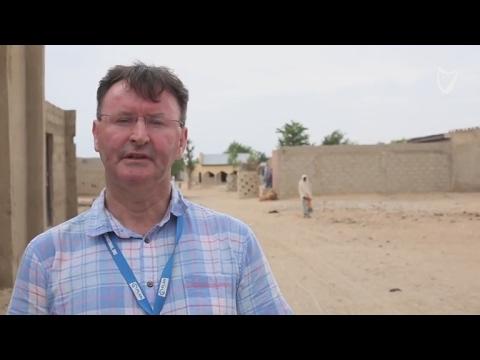 VIDEO: Paul O'Brien, CEO of Plan International Ireland
