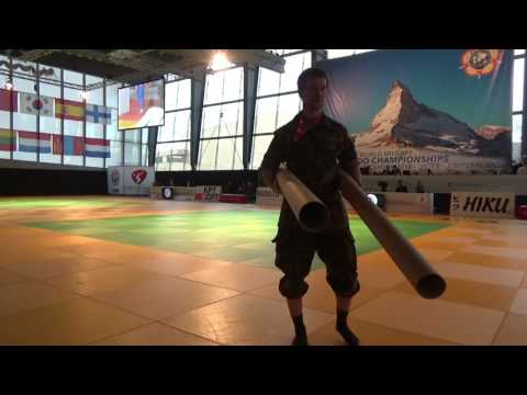World Military Judo Championships 2016 - Day 1 - Teams - Finalblock