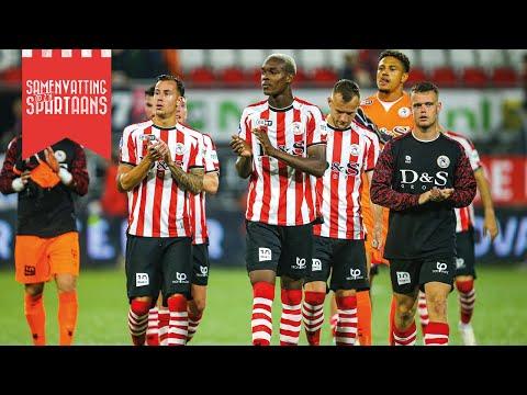 Sparta Rotterdam Nijmegen Goals And Highlights