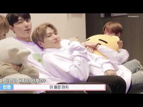 WANNA ONE Kang Daniel cute moments