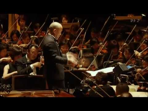 Princess Mononoke (Hime) Joe Hisaishi in Budokan