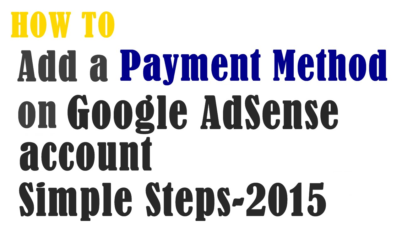 Adsense Account Sign In