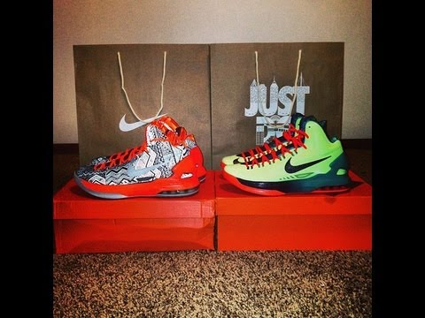 d622d322d2b5 Kd V BHM Vs Kd V Extraterrestrial  All Star (Comparison)   (Review) (HD)