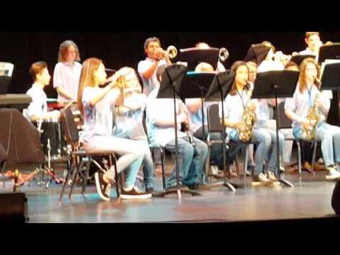 Oktaha High School Jazz Band