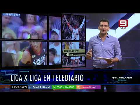 Liga x Liga: toda la actualidad del básquet (19-06-2019)