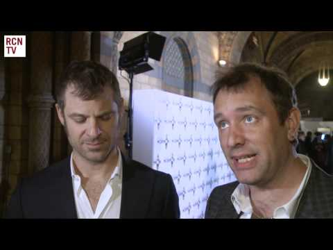 Matt Stone and Trey Parker Interview - The Book of Mormon